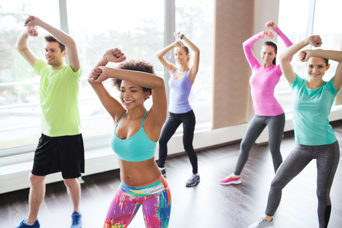 dance-based workout