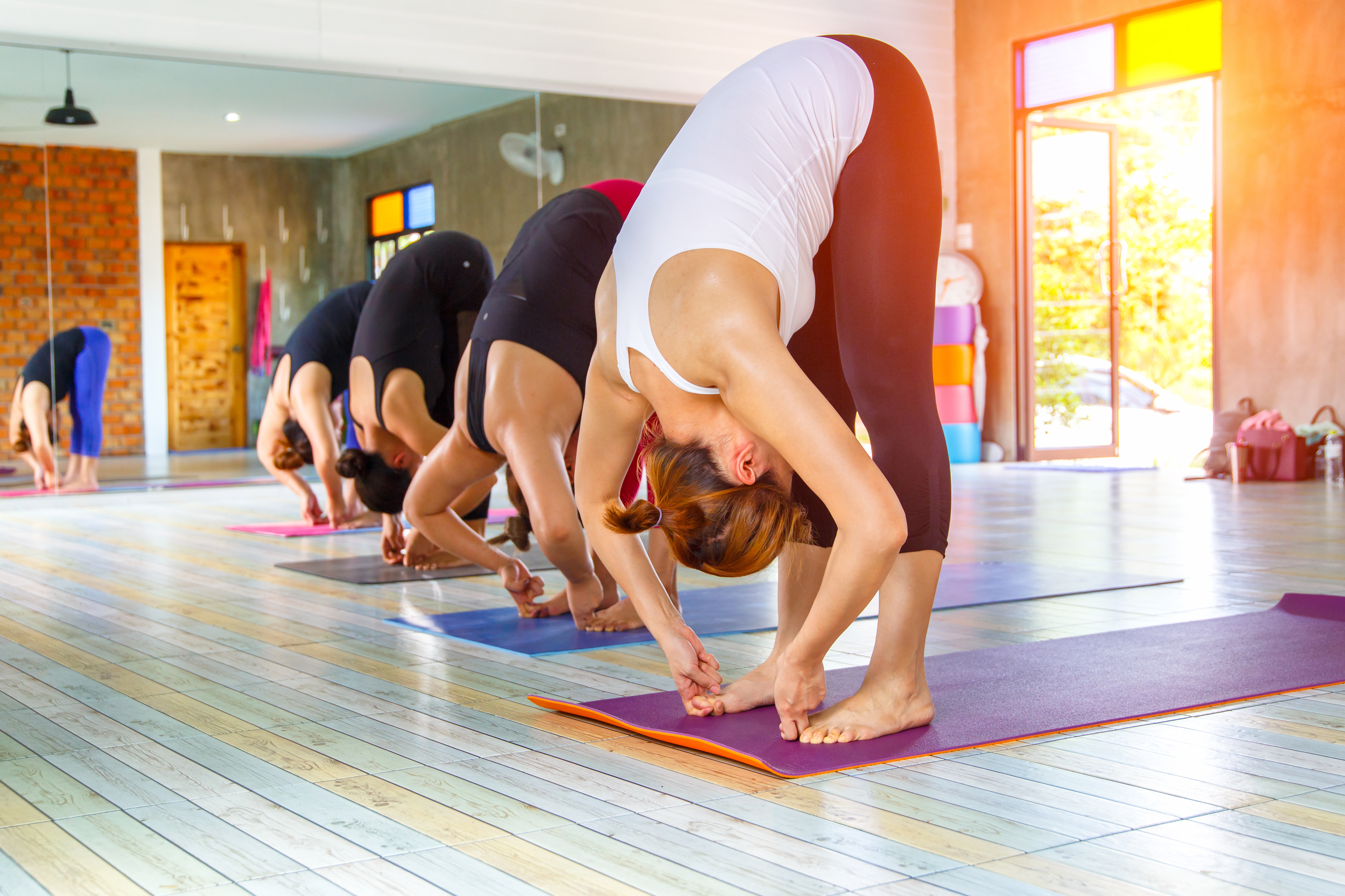 Hot Yoga Classes:The Hottest New Way to Improved Health